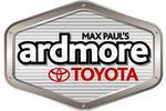 Ardmore Toyota Coupon Codes September 2017