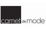 Carnet De Mode Coupon Codes August 2017