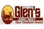 Glen's Outdoors Coupon Codes February 2020