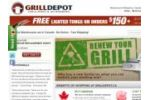Grilldepot Canada Coupon Codes March 2021
