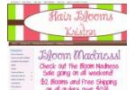 Hairblooms Coupon Codes August 2021