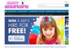 Justbouncing Coupon Codes June 2019