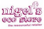 Nigel's Eco Store Coupon Codes October 2020