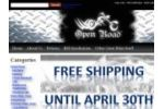 Openroadbikergear Coupon Codes April 2021