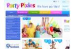 Partypixies Coupon Codes March 2019