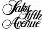 Saks Fifth Avenue Coupon Codes August 2020