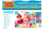 TheLittleGiants UK Coupon Codes August 2019