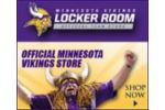 Minnesoca Vikings Locker Room Official Team Store Coupon Codes July 2020