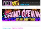 Vinylriot Coupon Codes November 2017