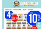 Wildsquirrelnutbutter Coupon Codes February 2019