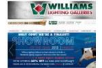 Williamslightinggalleries Coupon Codes November 2018